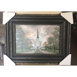 Altus fine art London Temple Garden View 21x16 Framed RRP £139.99