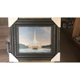 Altus fine art Preston temple 21x16 Framed RRP £139.99