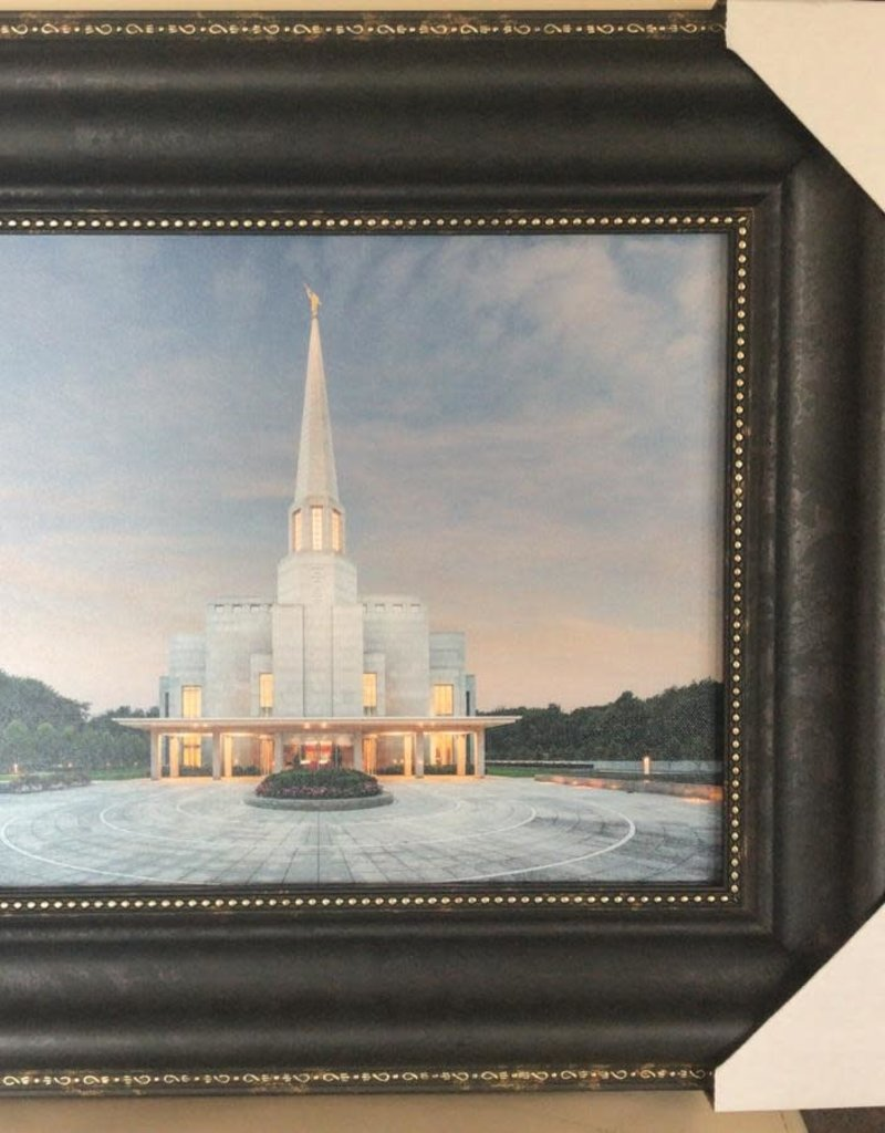 Altus fine art Preston temple 21x16 Framed RRP £139.99