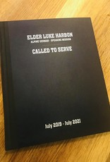 Personalised Missionary T Book