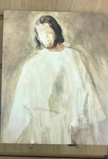 "JennyFowlerArt Spirit of Christ. Print 10""x 8"" by Jenny Fowler"
