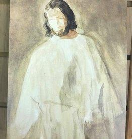 "Spirit of Christ. Print 10""x 8"" by Jenny Fowler"