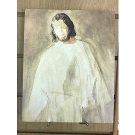 "Jenny Fowler - Artist Spirit of Christ. Print 10""x 8"" by Jenny Fowler"
