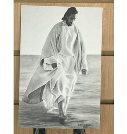 "Walking grace Print 6""x9"" by Jenny Fowler"