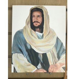 "The Christ. Print 8""x10"" by Jenny Fowler"