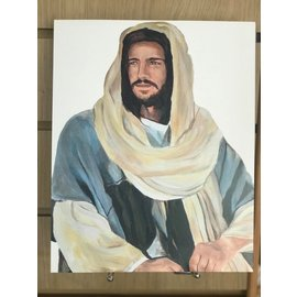 "Jenny Fowler - Artist The Christ. Print 8""x10"" by Jenny Fowler"
