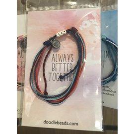 Better together Thread bracelet