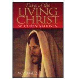 Deseret Book Company (DB) Days of the Living Christ. Vol.2 Skousen