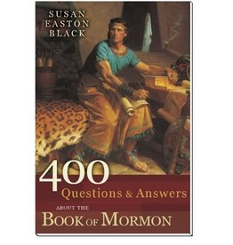 400 Questions and Answers about the Book of Mormon, Susan Easton Black. (Audio Book)