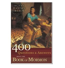 400 Questions and Answers about the Book of Mormon, Susan Easton Black. (Audiobook)