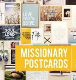 Missionary Postcards (28 cards)