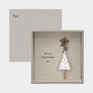 EastOfIndia 2671 Boxed card-Christmas
