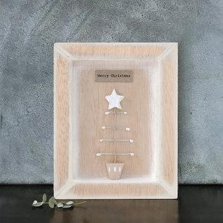 EastOfIndia 5103 Box frame-Merry Christmas