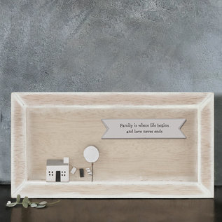 EastOfIndia 5280 Long box frame-Family is where life begins