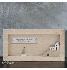 5281 Long box frame-Wherever you go I will hold you