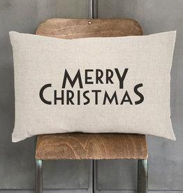 EastOfIndia 1135 -Long cushion-Merry Christmas