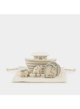 1537 Bagged-Noah's ark set