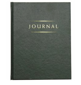 classic journal green large