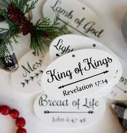 New Tradition Crafts This is The Christ Ornament Set