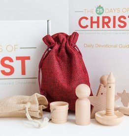 New Tradition Crafts New Testament Edition - Unfinished ornament kit with reference card