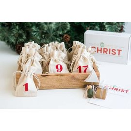 New Tradition Crafts Advent Bags