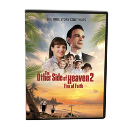 Deseret Book Company (DB) The Other Side of Heaven 2 Fire of Faith DVD