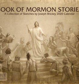Altus fine art 2020 Joseph Brickey Calendar - Book of Mormon Stories