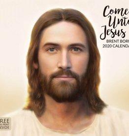 Altus fine art 2020 Brent Borup Calendar - Come Unto Jesus