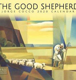 Altus fine art 2020 Jorge Cocco Calendar - The Good Shepherd