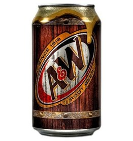 A&W Rootbeer Individual Can
