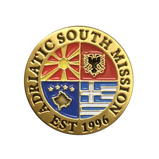 Bennet Brands Adriatic South Mission - Lapel Pin