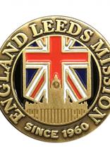 Bennet Brands England Leeds Mission - Lapel Pin