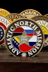 Bennet Brands Adriatic North Mission - Commemorative Coin