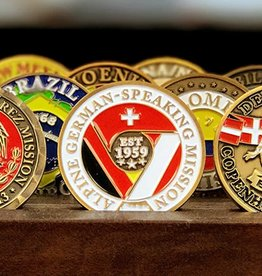 Bennet Brands Alpine German-Speaking Mission - Commemorative Coin