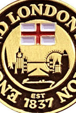 Bennet Brands England London Mission - Lapel Pin