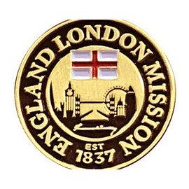 Bennet Brands England London Mission - Lapel Pin