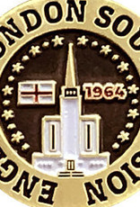 Bennet Brands England London South Mission - Lapel Pin