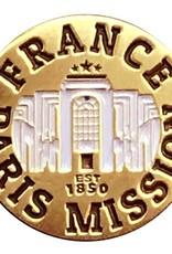 Bennet Brands France Paris Mission - Lapel Pin