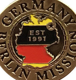 Bennet Brands Germany Berlin Mission - Lapel Pin