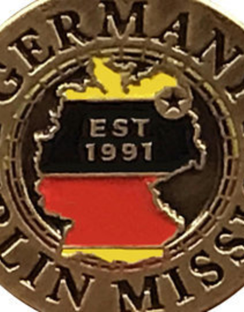Bennet Brands Germany Berlin Mission - Lapel Pin