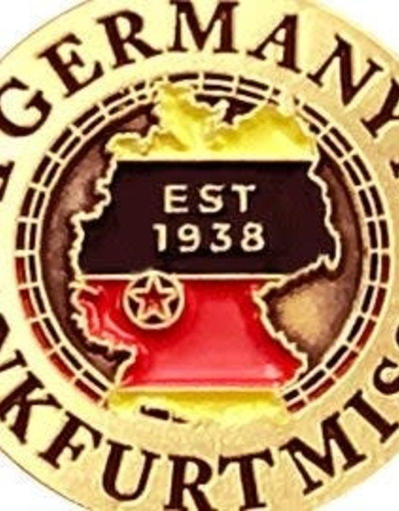 Bennet Brands Germany Frankfurt Mission - Lapel Pin