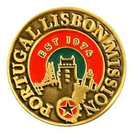 Bennet Brands Portugal Lisbon Mission - Lapel Pin
