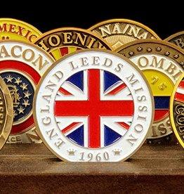 Bennet Brands England Leeds Mission -Commemorative Coin