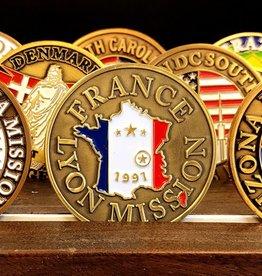 Bennet Brands France Lyon Mission - Commemorative Coin