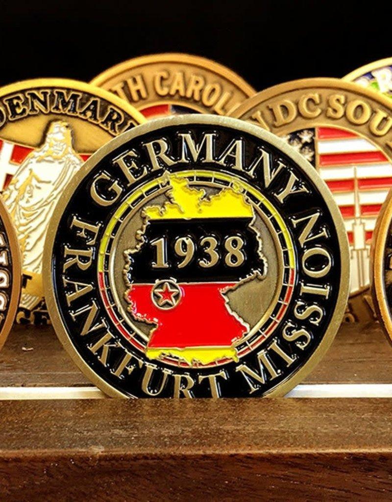 Bennet Brands Germany Frankfurt Mission - Commemorative Coin