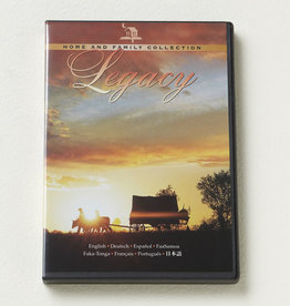 Distribution- Online Legacy DVD