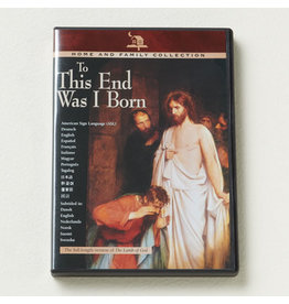 To This End Was I Born DVD