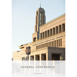 Church Distribution April 2019 General Conference DVD