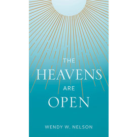 Deseret Book Company (DB) The Heavens Are Open byWendy Watson Nelson Hardbacked