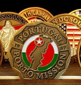 Bennet Brands Portugal Porto Mission - Commemorative Coin